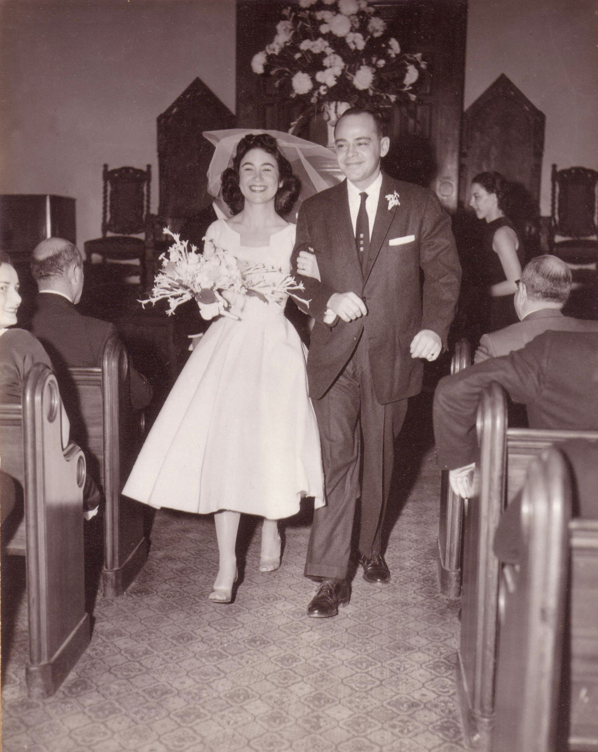 Wedding Day 1955
