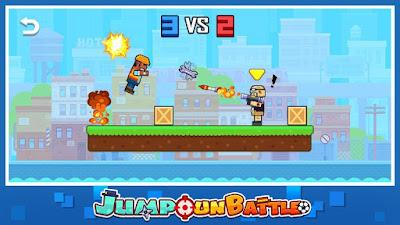 Jump Gun Battle Apk for Android