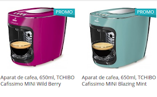 aparat de cafea TCHIBO Cafissimo Mini