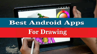 4 Top Best Android Apps For Drawing (2018)