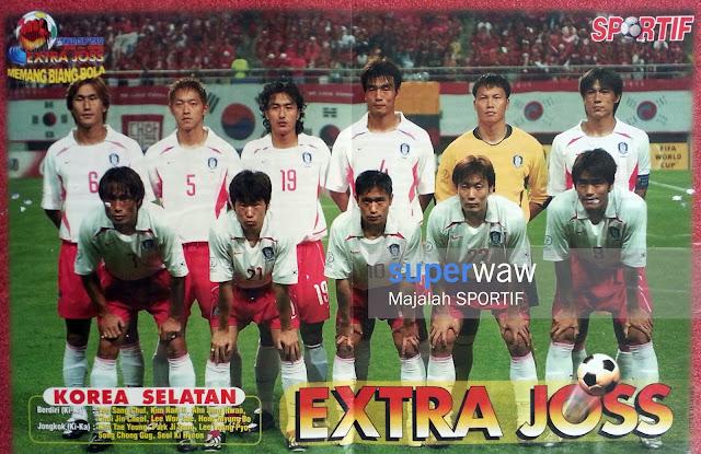 South Korea Team 2002