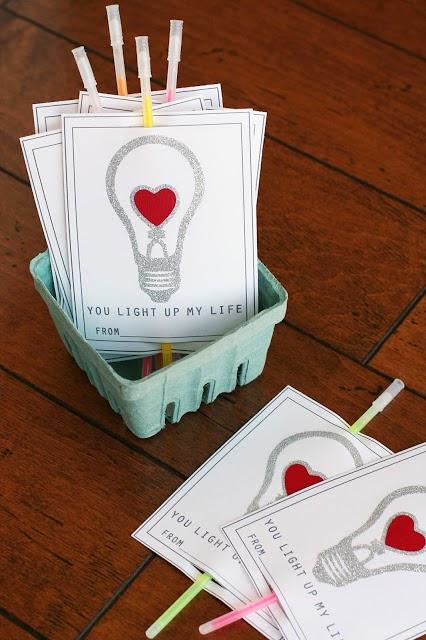 presente diy Dia dos Namorados Luz da minha vida