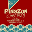 GIVEAWAY: Pinazon $60 Amazon GC Giveaway - WW - 9/10 | Callista's Ramblings