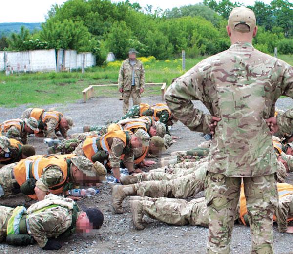 Піврічний курс підготовки НАТО для ССпО