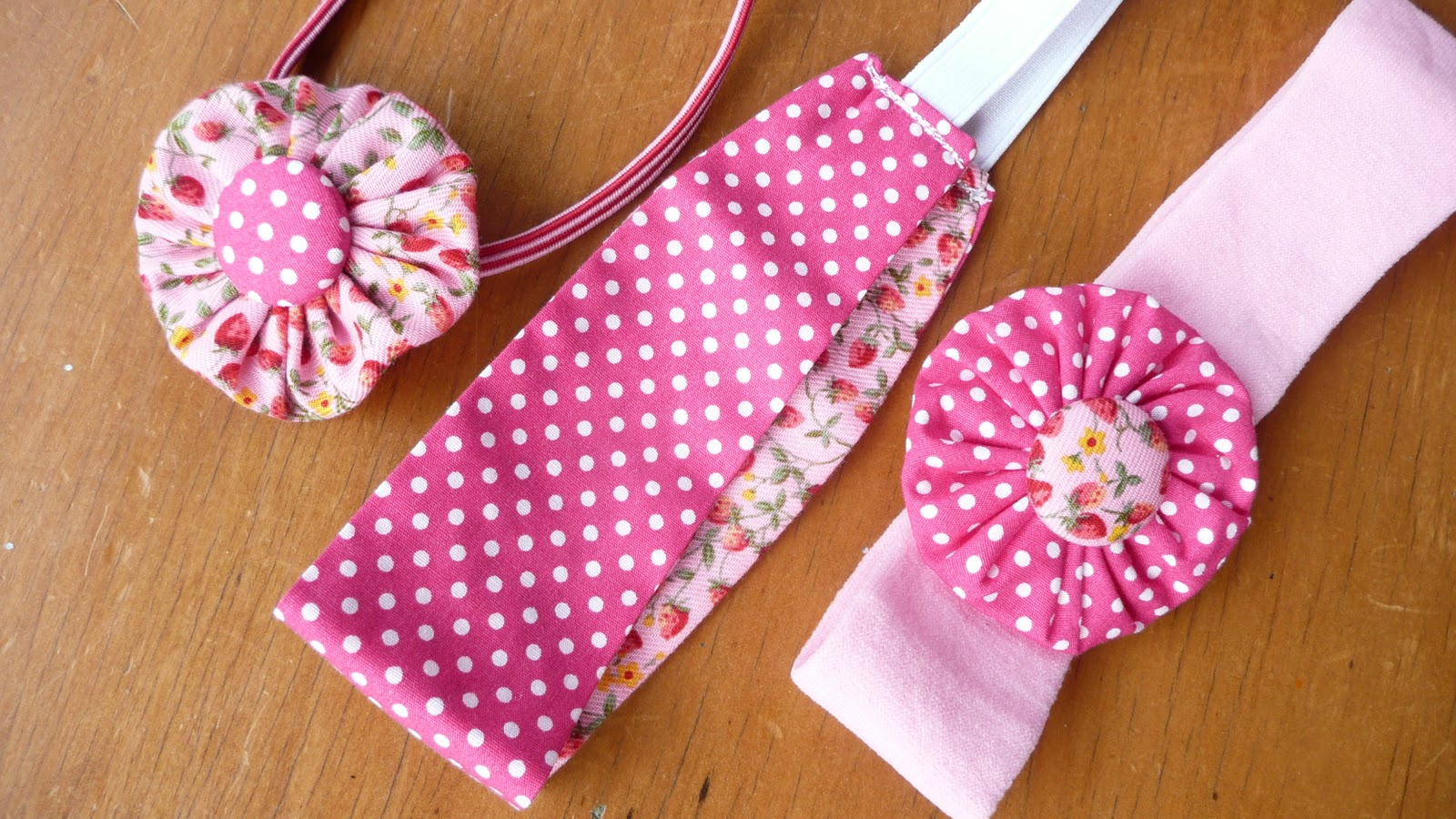 SIMPLE HANDMADE GIFTS FOR GIRLS… part four