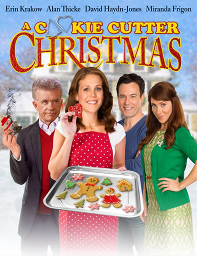 Ver A Cookie Cutter Christmas (2014) Online