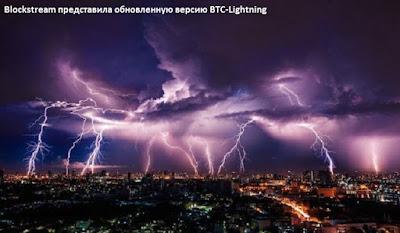 Blockstream представила обновленную версию BTC-Lightning