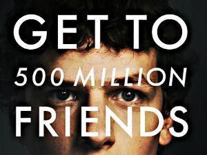Zuckerberg Ikut Nonton Filem Facebook