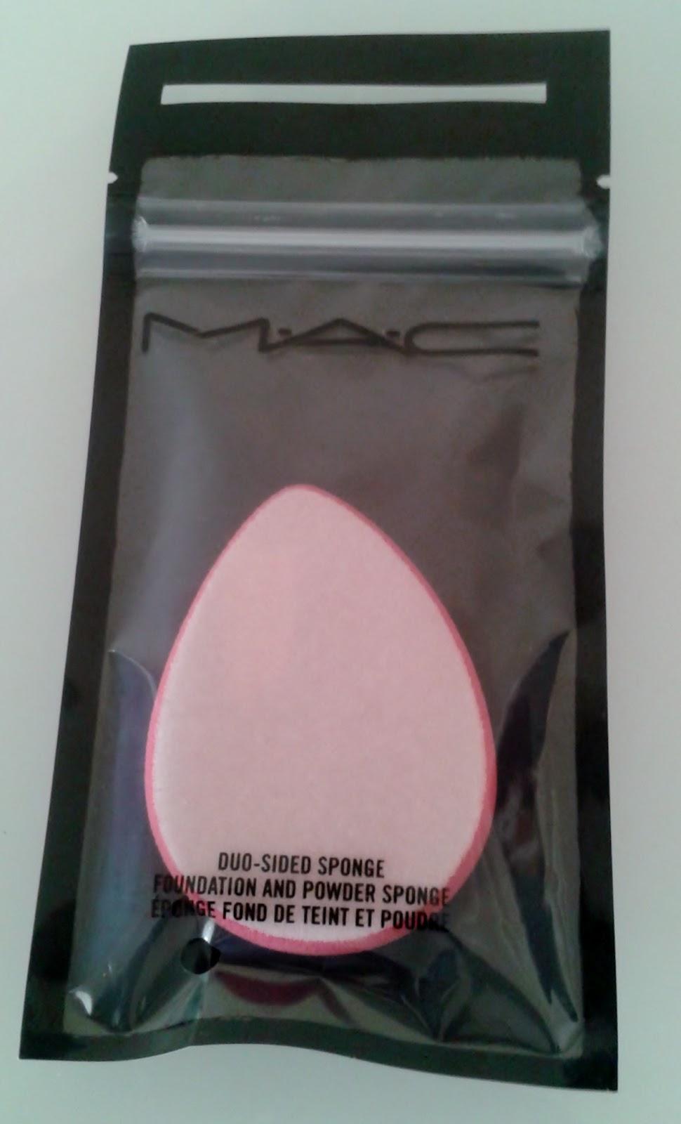 MAC Duo Sponge