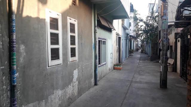 Bán nhà hẻm đường Vườn Lài quận Tân Phú giá rẻ