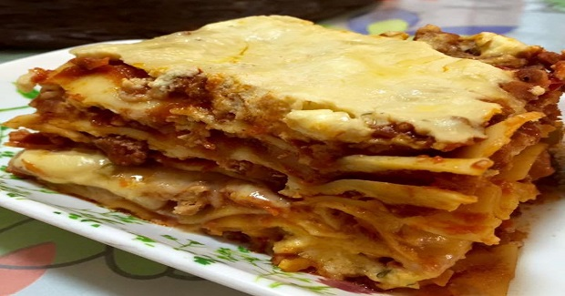 Menudo Sulipena Lasagna Recipe