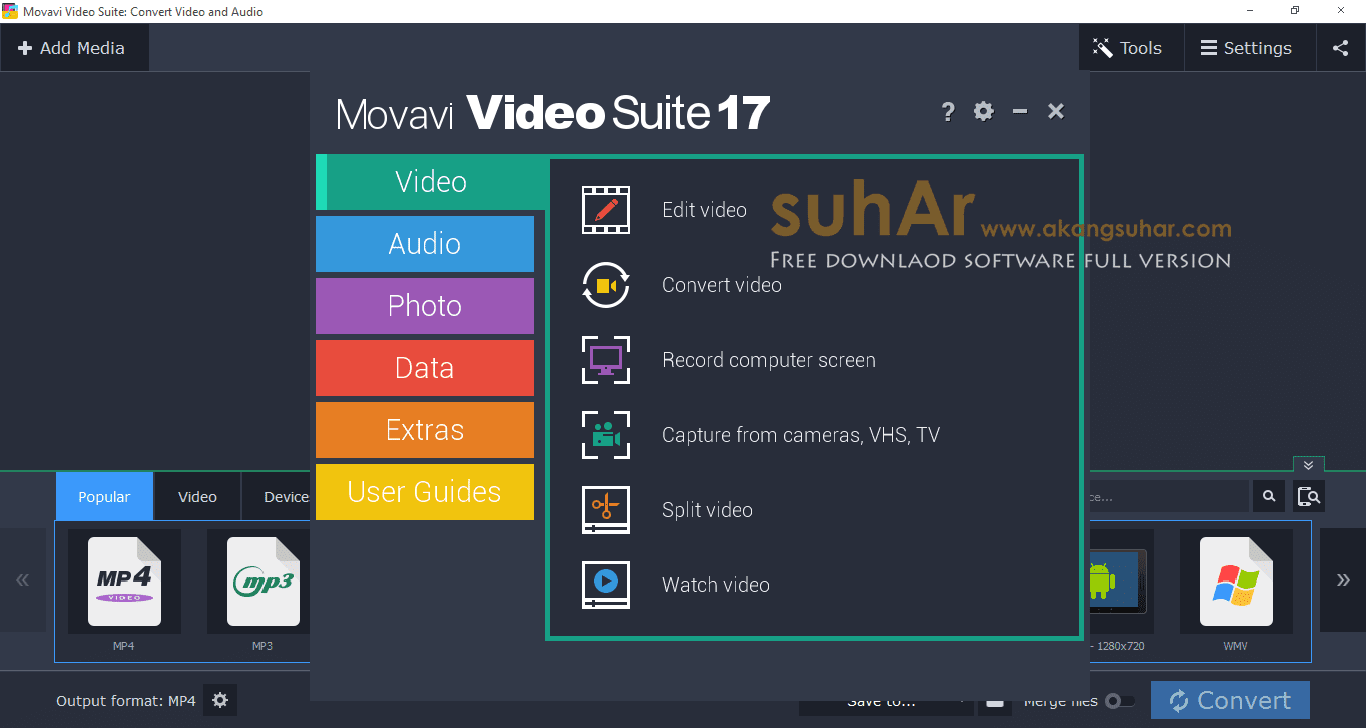 Free Download Movavi Video Suite Full Version, Movavi Video Suite Terbaru