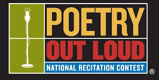 Logo: Poetry Out Loud National Recitation Contest