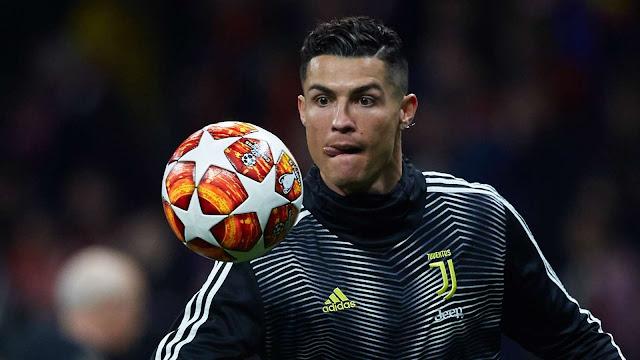 Cris Ronaldo sẽ đá chính trước Ajax Amsterdam
