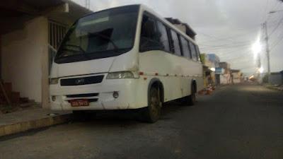 4a4ca94e 84cf 43ae a8f7 898af8800c1d - Micro-ônibus é assaltado BR- 116 Norte próximo à Feira de Santana