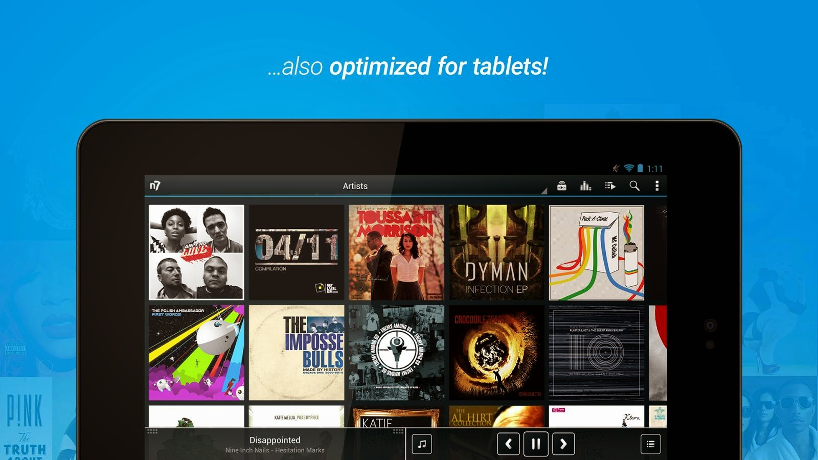 n7player Music Player (Premium) v 2 4 6 APK Download | APK Jar
