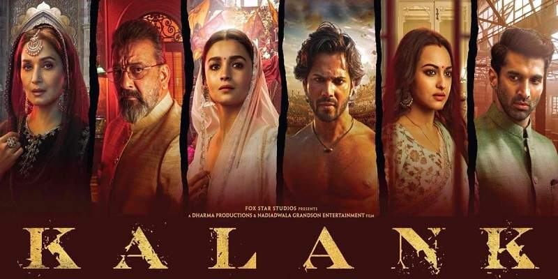 Kalank Box Office Collection Poster