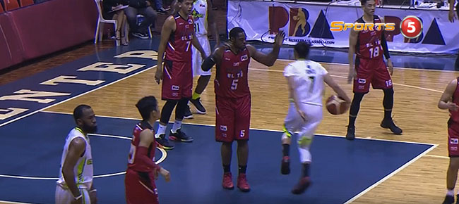 Terrence Romeo Gets EJECTED For Throwing Ball at Henry Walker (VIDEO)