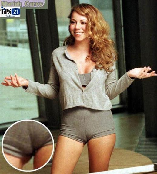 mariah carey nude pussy sexy pelada Camel Toe CamelToe