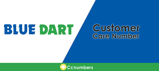 Blue Dart Customer Care Number