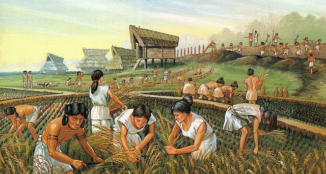 Ancient farmers spared us from glaciers but profoundly changed Earth's climate