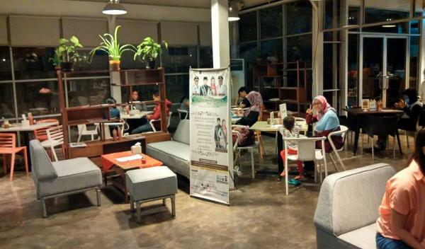 tempat makan di Depok warung Pasta