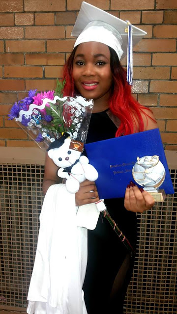 NAIJA PORN ACTRESS AFRO CANDY 2ND DAUGHTERS GRADUATES FROM US COLLEGE