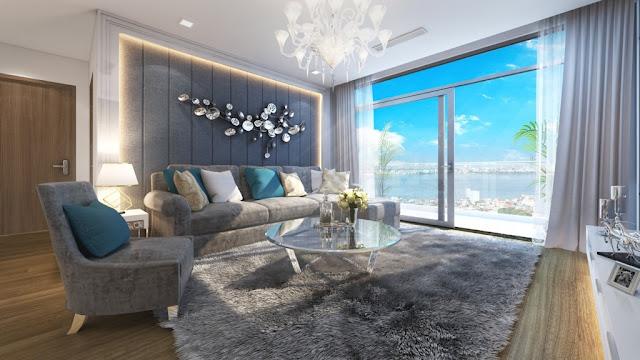 Thiết kế mặt bằng căn hộ dự án chung cư Tân Hoàng Minh 148 Giảng Võ