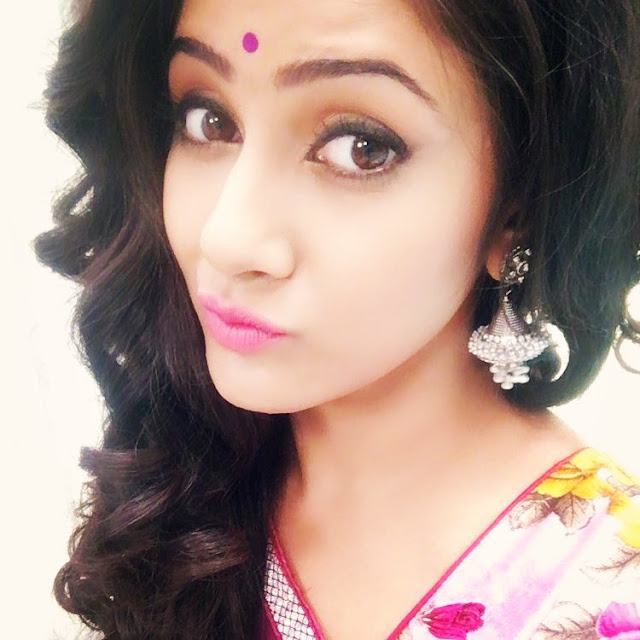 Trina Saha Star Jalsha Actress Pout