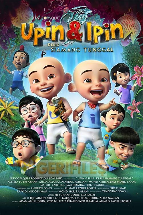 Download Film Upin Dan Ipin Keris Siamang Tunggal (2019) Full Movie