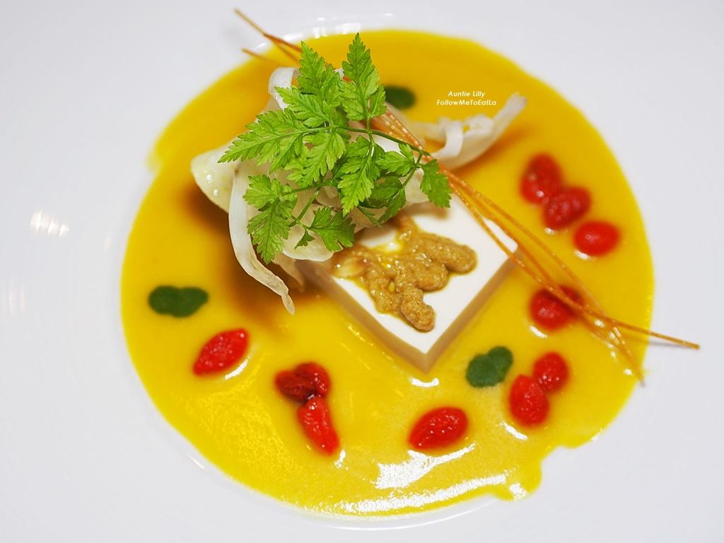 Samplings On The Fourth Restaurant At Berjaya Times Square Hotel Kuala Lumpur Fine Dine Vegetarian Menun