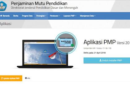 Download Aplikasi PMP 2018.04