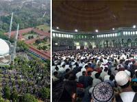 Subhanallah! Acara Pengajian Padat, Warganet Sebut telah Lahir Generasi Al-Maidah 54