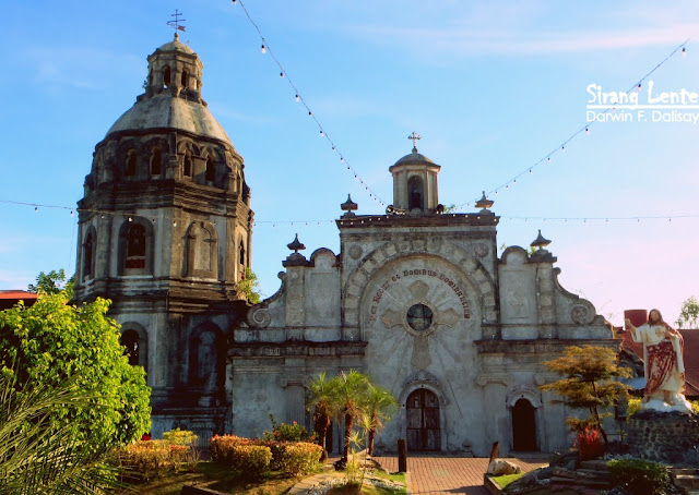 Bacolor Church