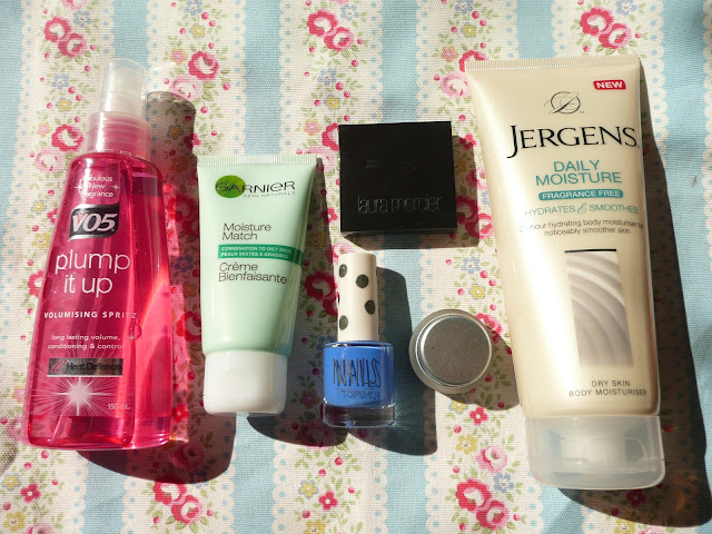 Favourite Beauty Products March 2013