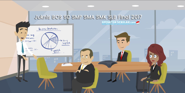 Juknis BOS SD SMP SMA SMK SLB Final 2017