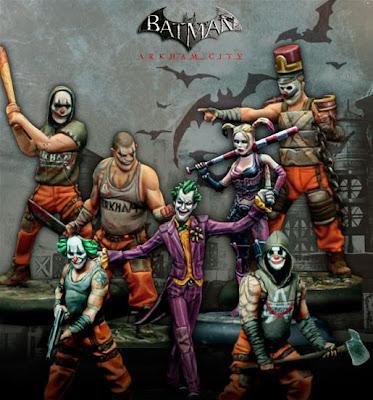 Resultado de imagen de joker batman miniature game