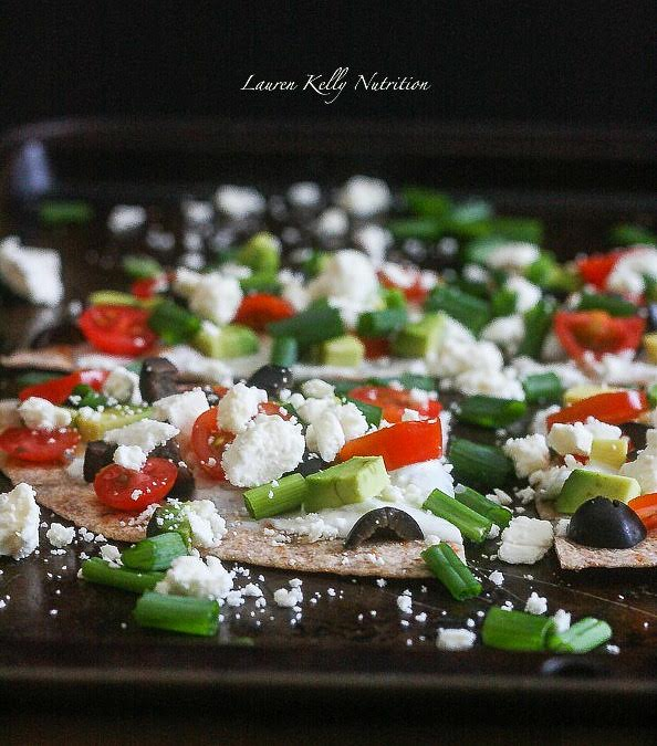 This pizza can be a simple appetizer or easy enough to make as a lunch ...