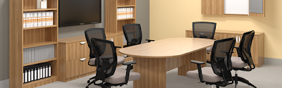 Offices To Go Conference Furniture - Superior Laminate Series