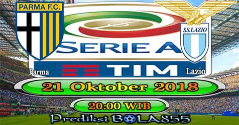 Prediksi Bola855 Parma vs Lazio 21 Oktober 2018