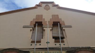 Els Hostalets de Pierola. Les Escoles Nacionals