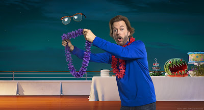 Hotel Transylvania 3 Summer Vacation David Spade