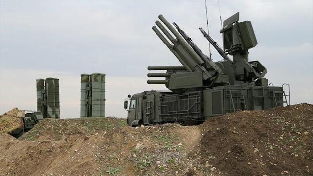 Rusia derriba 2 drones de rebeldes cerca de su base aérea en Siria