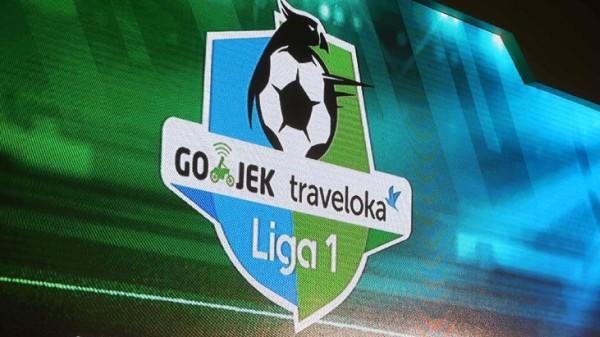 Gojek Traveloka Liga 1 Resmi Diluncurkan plus Logo Resmi