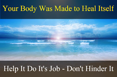 Your Body Was Made to Heal Itself
