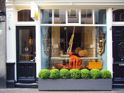 Amsterdam storefront
