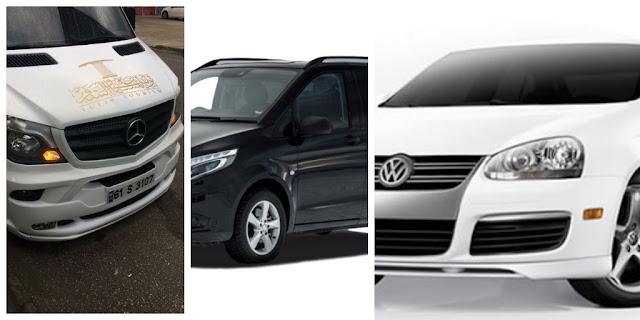ماهي أنواع السيارات الموجودة في الشركة