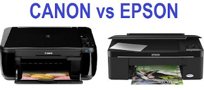 Canon has the rival heavy on camera products, namely the Nikon. As for the Inkjet printer products, especially this time of the biggest rival coming from Epson