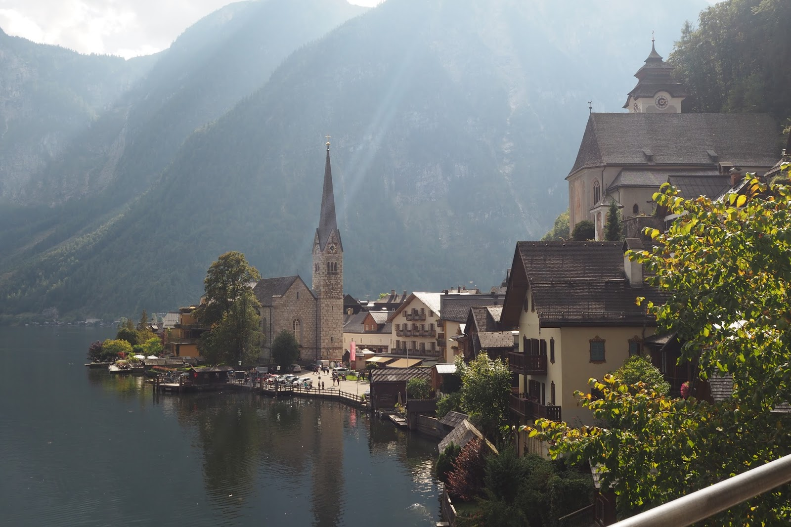 24 hours in Hallstatt
