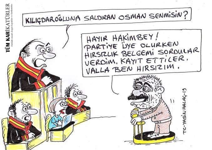 osman sarıgün karikatürü